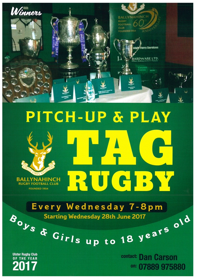 Ballynahinch Rugby Club