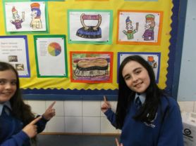 P7 make a point of enjoying art