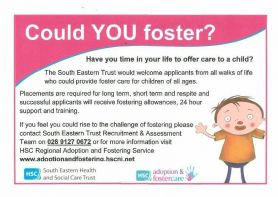Could YOU foster?
