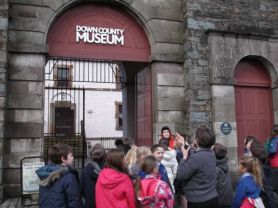 Shared Education trip to Down Museum