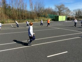 Fundamental Movement Skills with Irish Football Association