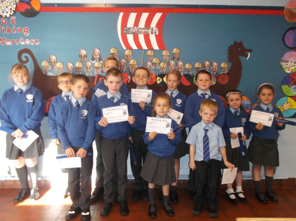 Academy Ace Winners 13th September 2019